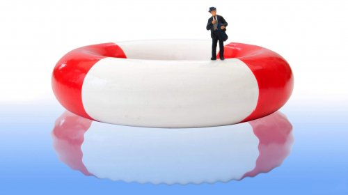 Keeping service businesses afloat