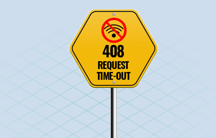 408-request-time-out